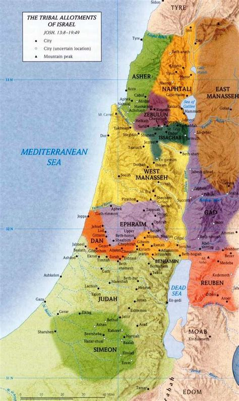 ancient map of jerusalem map of ancient israel israel news algemeiner