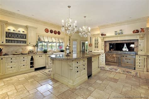 Antique Kitchen Design by Pictures Of Kitchens Traditional Off White Antique
