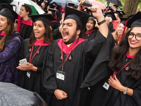 Harvard Mba 2017 List Of Graduates by Harvard Commencement 2017 Morning Exercises Harvard Magazine