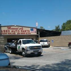 Used Auto Parts Houston Tx by Manuel Used Auto Parts Houston Tx Yelp