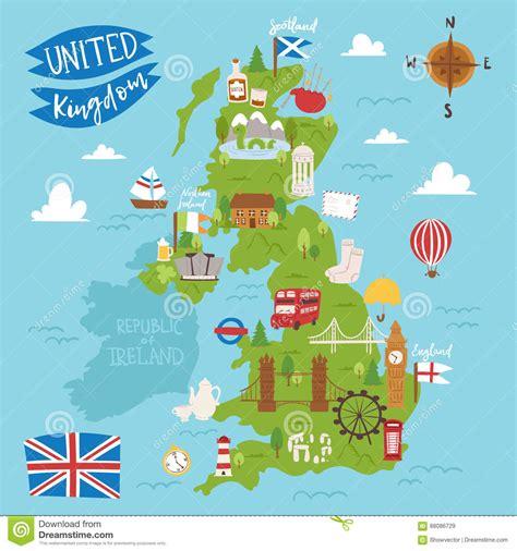 map uk only transport de tourisme de ville de voyage de carte du