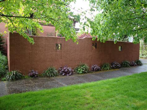 danger garden walls and planters
