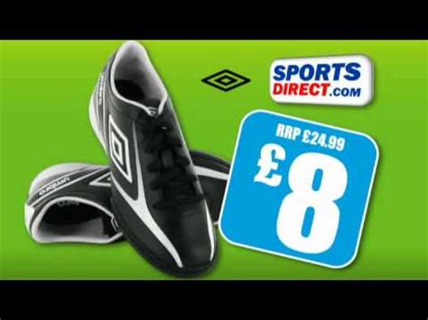 sportsdirect.com umbro clearance youtube