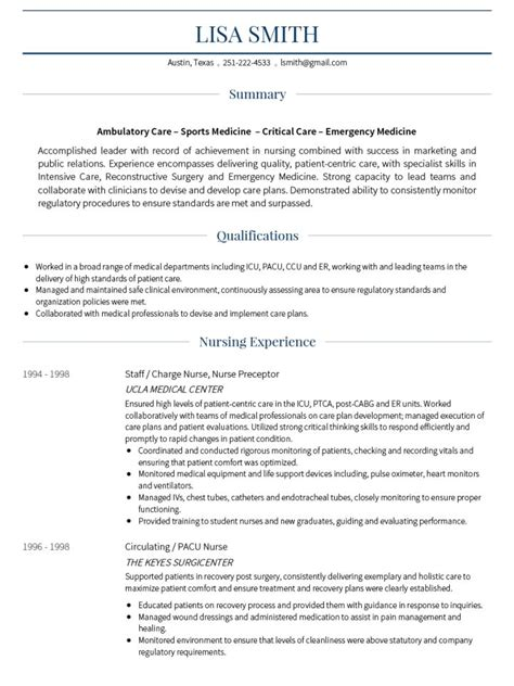 Standard Cv Layout by Cv Templates 20 Options To Improve Your Cv Visualcv