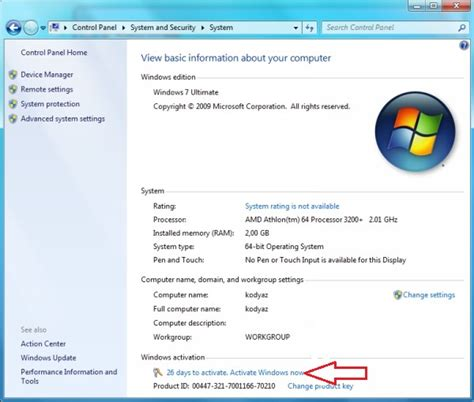 how to bypass windows 7 activation key overclock