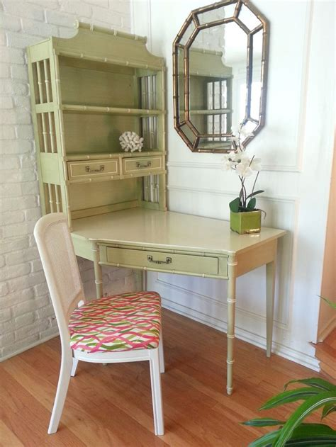 Corner Desk Antique Henry Link Bali Hai Corner Desk Current Obsessions Vintage Desks And Link