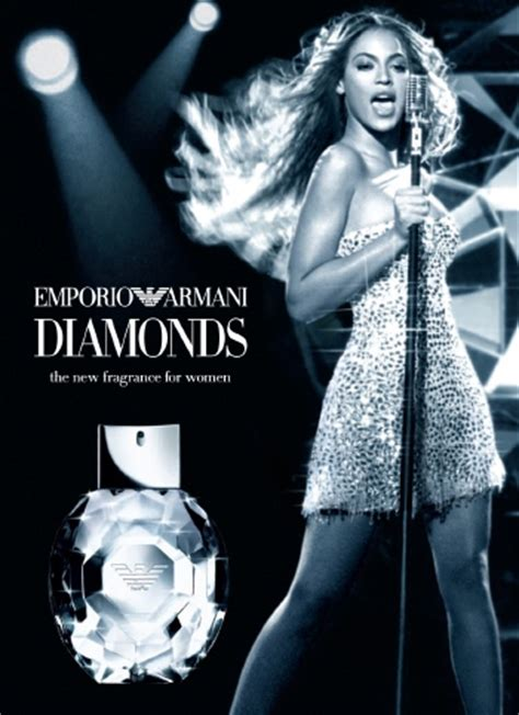 Are In Beyonce Hosts Launch Of Emporio Armani Diamonds Fragrance At The Nyc Macys by Beyonce Diamonds Are A S Best Friend 07 The
