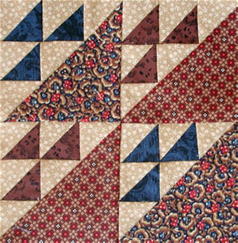 Railroad Quilt Block Pattern by Quilting