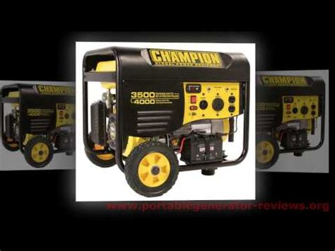 some of the best portable generators for home use home
