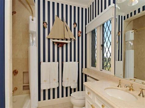 nautische badezimmer dekorieren ideen ahoi oder 30 ideen f 252 r nautisches design zu hause