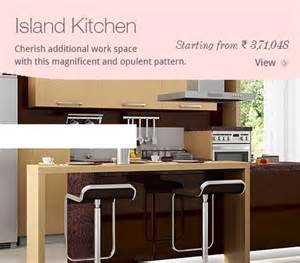 Buy Kitchen Island Online Modular Kitchens Buy Modular Kitchen Online In India