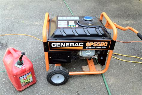 what i learned about portable generators one and
