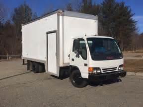 4 Door Isuzu Box Truck 2003 Gmc Isuzu W 4500 18 Box Truck 4 Cyl Diesel Auto Curb