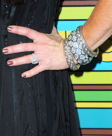 kyle richards spike bracelets kyle richards bracelets looks stylebistro