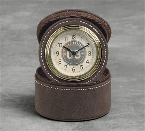 s vintage travel alarm clock clocks official harley davidson store