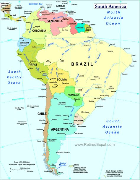 south america map directions map of world continents israa mi raj net