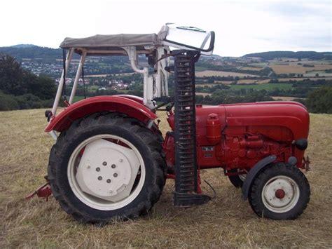 Porsche Traktor Preis by Porsche F 329 Traktor Technikboerse