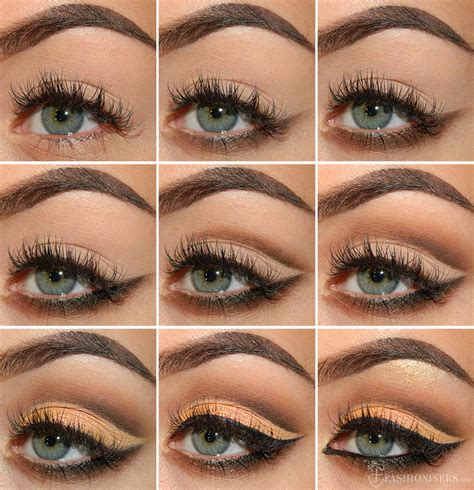 Eyeshadow Hooded eye makeup for creased skin makeup vidalondon