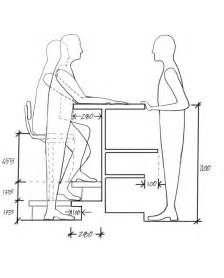 Bar Dimensions Archipaedia Anthropometrics