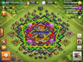 Family of clans town hall 9 protected defensive farming hybrid