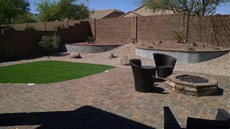 Backyard Landscaping Arizona by Landscape Design Archives Arizona Living Landscape Design