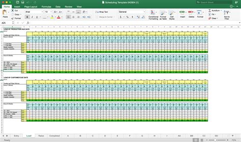 Our Team Demandcaster Planning Template Excel