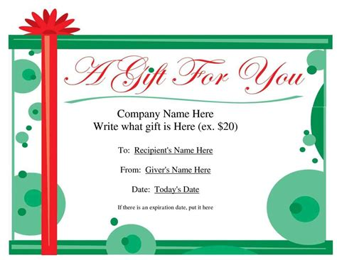 gift certificate terms and conditions examples military bralicious co