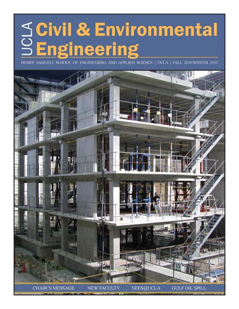 Civil Engineering Vs Mba by Department Newsletters Cee