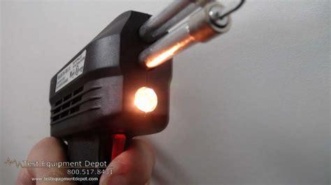 Kenmaster Solder Mod Pistol 20 200 Watt weller d550pk 200 260 watt 120v professional soldering