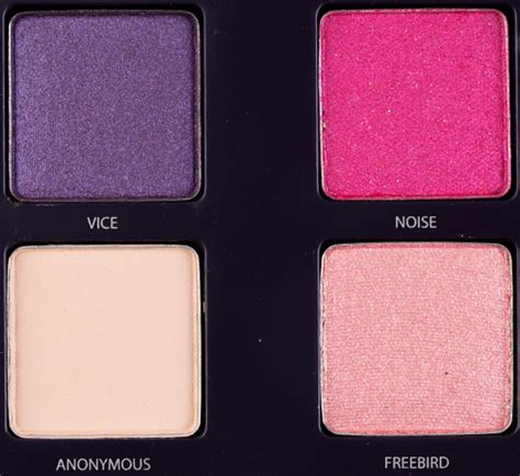 urban decay vice 2 eyeshadow palette review swatches urban decay vice eyeshadow palette review photos