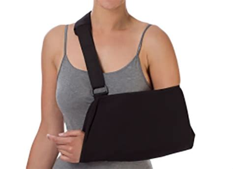 Sling The A X S procare deluxe arm sling with pad new 79 8400x ebay