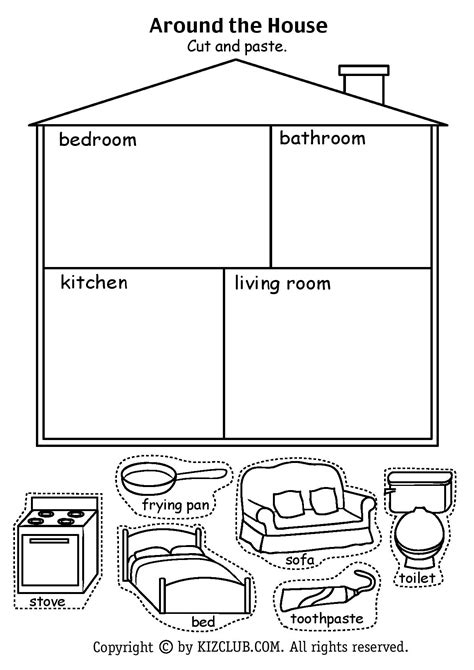 home design worksheet house furnituretake the pen
