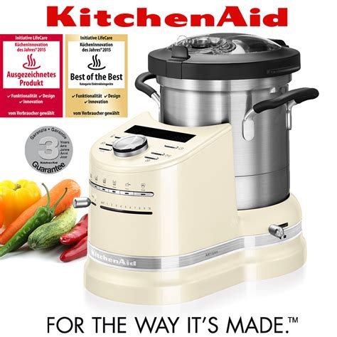 Cook Processor Artisan Kitchenaid by Kitchenaid Artisan Cook Processor Cr 232 Me Multikocher