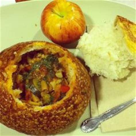 Panera Bread Garden Vegetable Soup Best Panera Sourdough Bread Bowls Recipe On