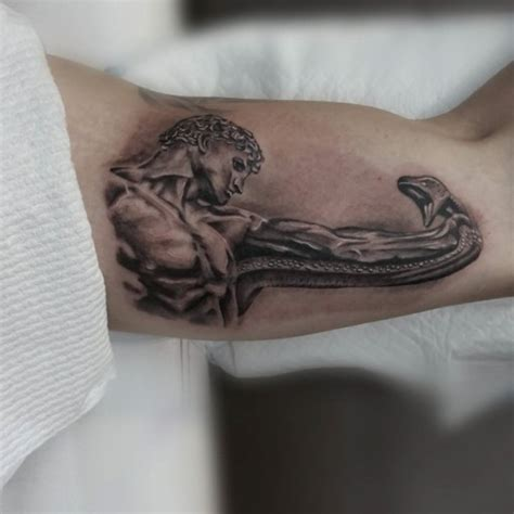 mens bicep tattoos inner bicep best ideas gallery
