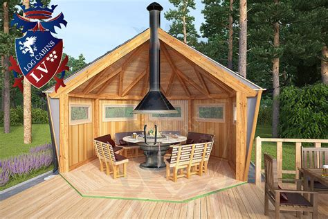 Log Cabin Barbecue by Bbq Lodges Archives Log Cabins Lv