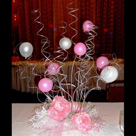 sweet 16 centerpiece sweet 16 balloons balloon arches balloon centerpieces sweet 16