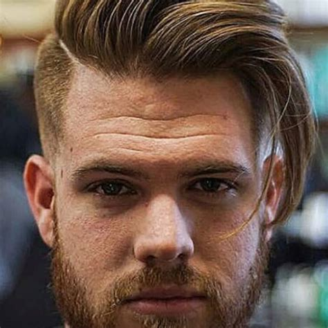 mens hair cuts with pushed bach over ears mens long hairstyles 2017 back life style by modernstork com
