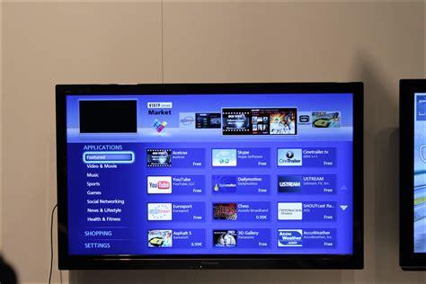 Tv Panasonic Maret A Look At Panasonic Viera Connect Viera Market Flatpanelshd