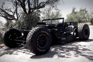 Willys Jeep Rat Rod 1945 Willys Jeep Rat Rod Hiconsumption