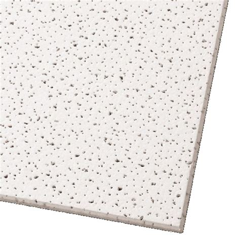 shop armstrong 40 pack fissured ceiling tile panels