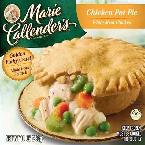 Calendars Pies Kroger Friday Freebie Free Callender S Pot Pie Or