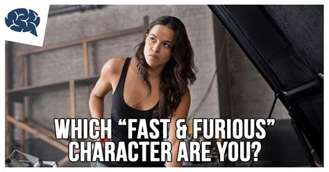 Fast And Furious Quiz Which Character Are You | which fast furious character are you brainfall