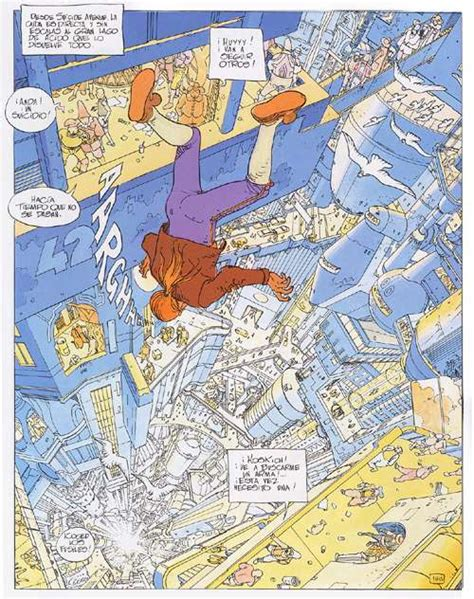 the incal when the fall is all that s left jodorowsky and moebius