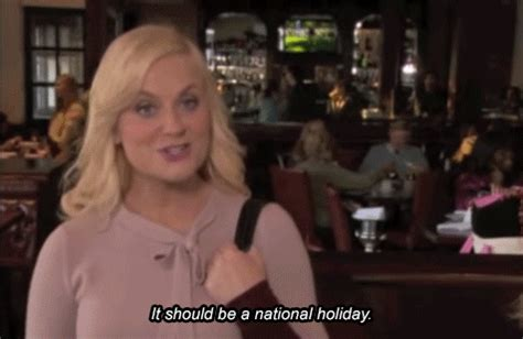 6 leslie knope gifs for life's everyday moments