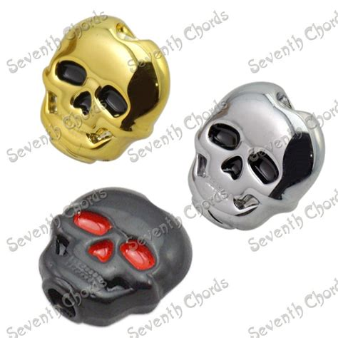 Skull Guitar Knobs by Skull Guitar Knobs Reviews Shopping Skull Guitar