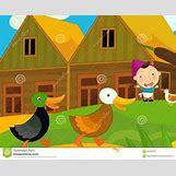Cartoon Farm Scene | 1300 x 1065 jpeg 150kB