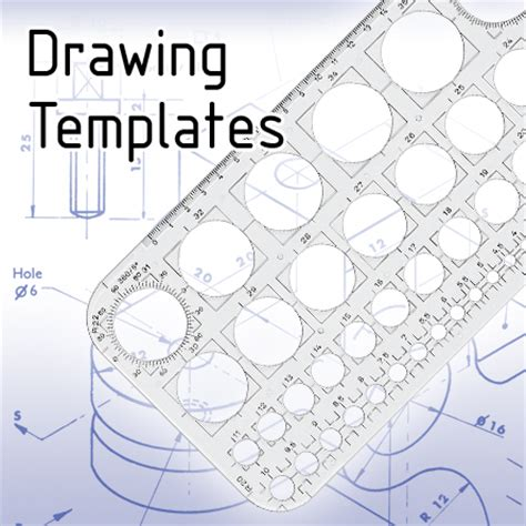 drawing templates technical drawing cult pens