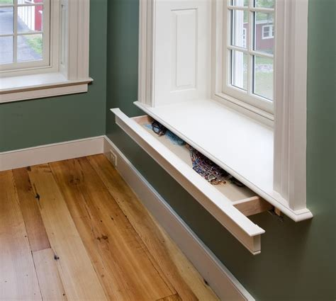 bedroom window sill ideas 25 best ideas about secret compartment on pinterest