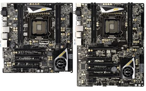 Asrock X79 Extreme4 by Asrock X79 Extreme4 M And X79 Extreme4 Review